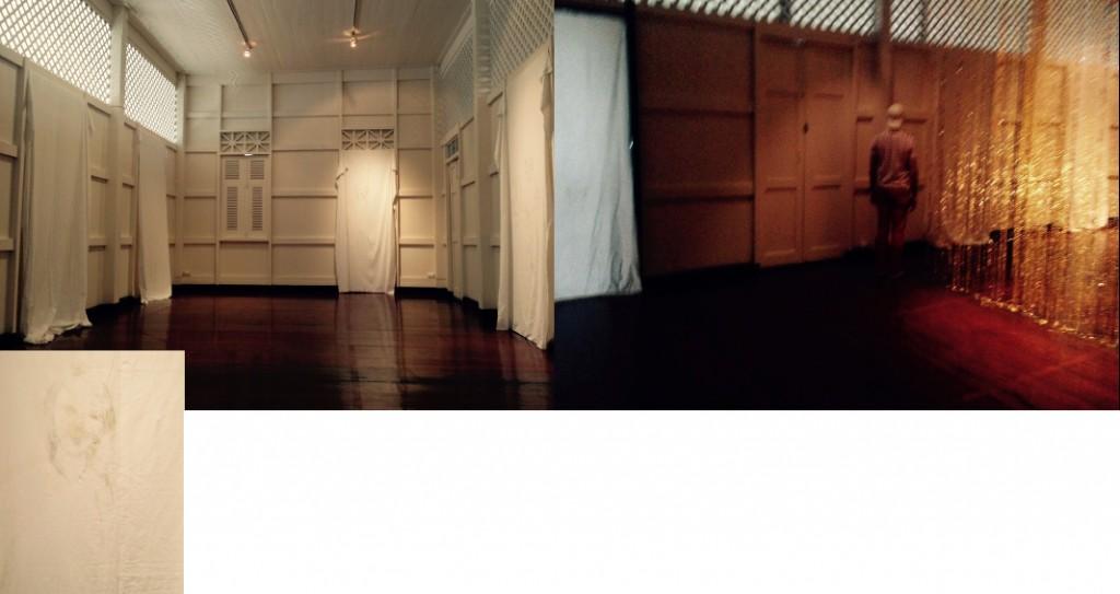 Việt Lê | vestige solo show | installation view | 2014 | Courtesy H Gallery Bangkok